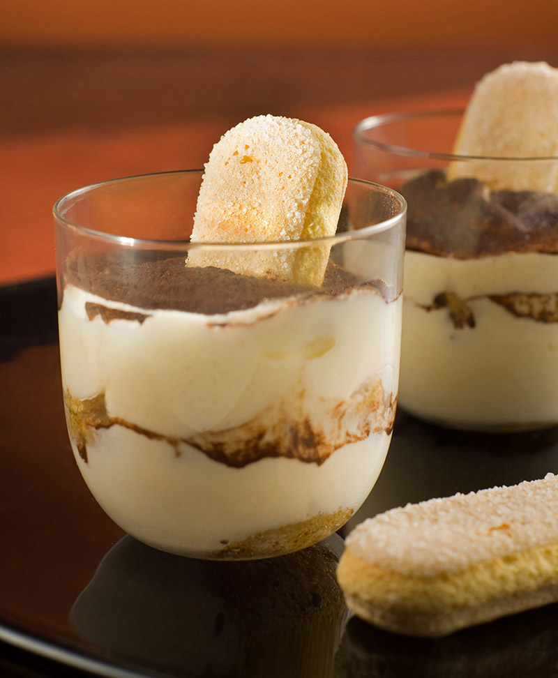 Quick Amaretti Tiramisu Recipe