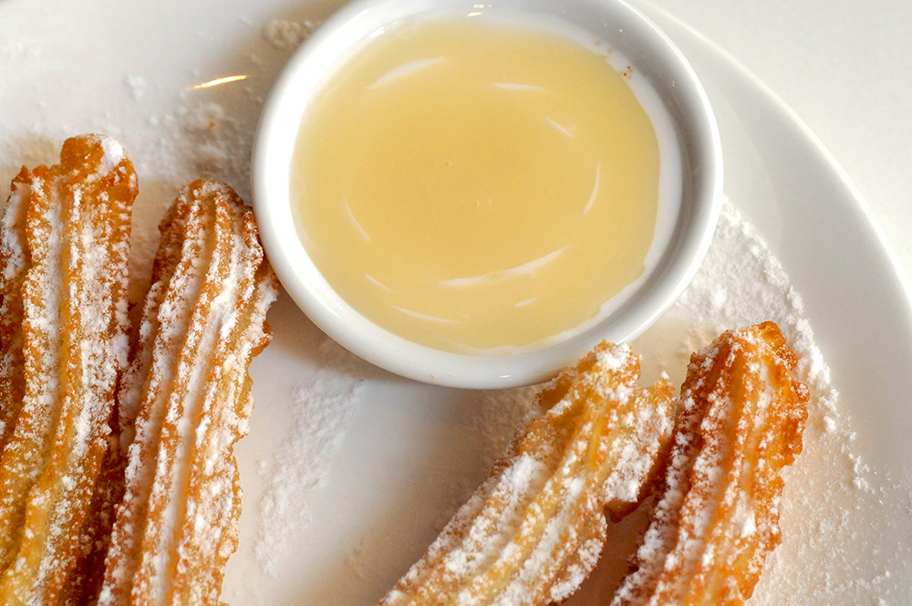 Original Churros (11-Minute Dessert)