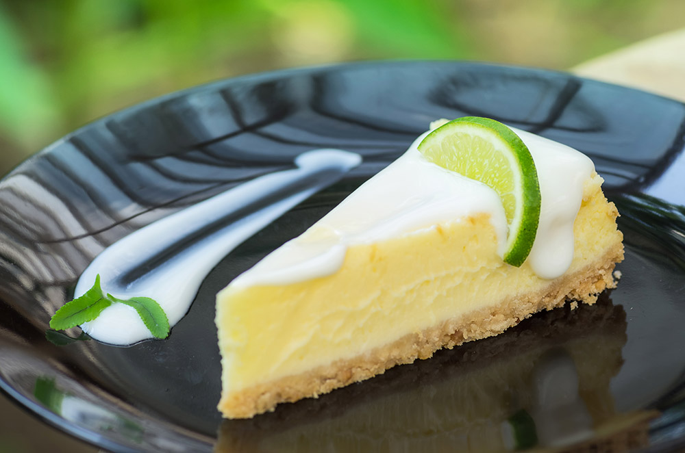 The Perfect Lemon Cheesecake Pie